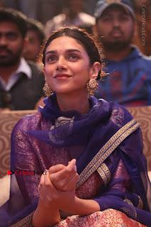 Aditi Rao Hydari Stills in Lehenga Choli at Cheliyaa Telugu Movie Audio Launch Event  0063.JPG