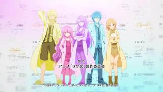 """Sora Amamiya - PARADOX """"RikeKoi"""" Opening Song"""