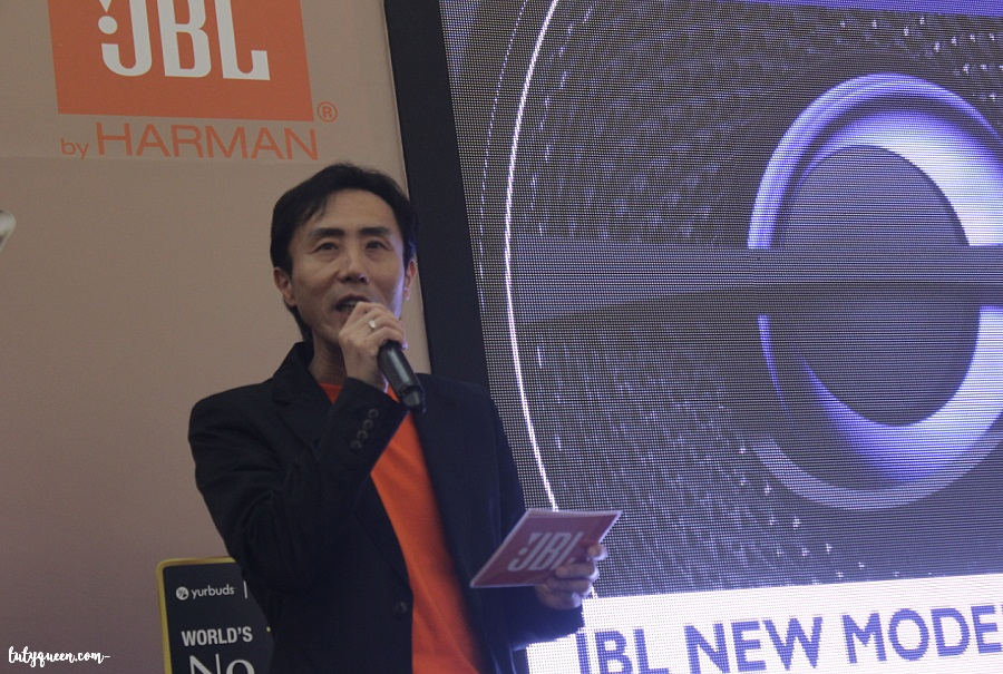 Press Launch JBL di AEON Mall BSD