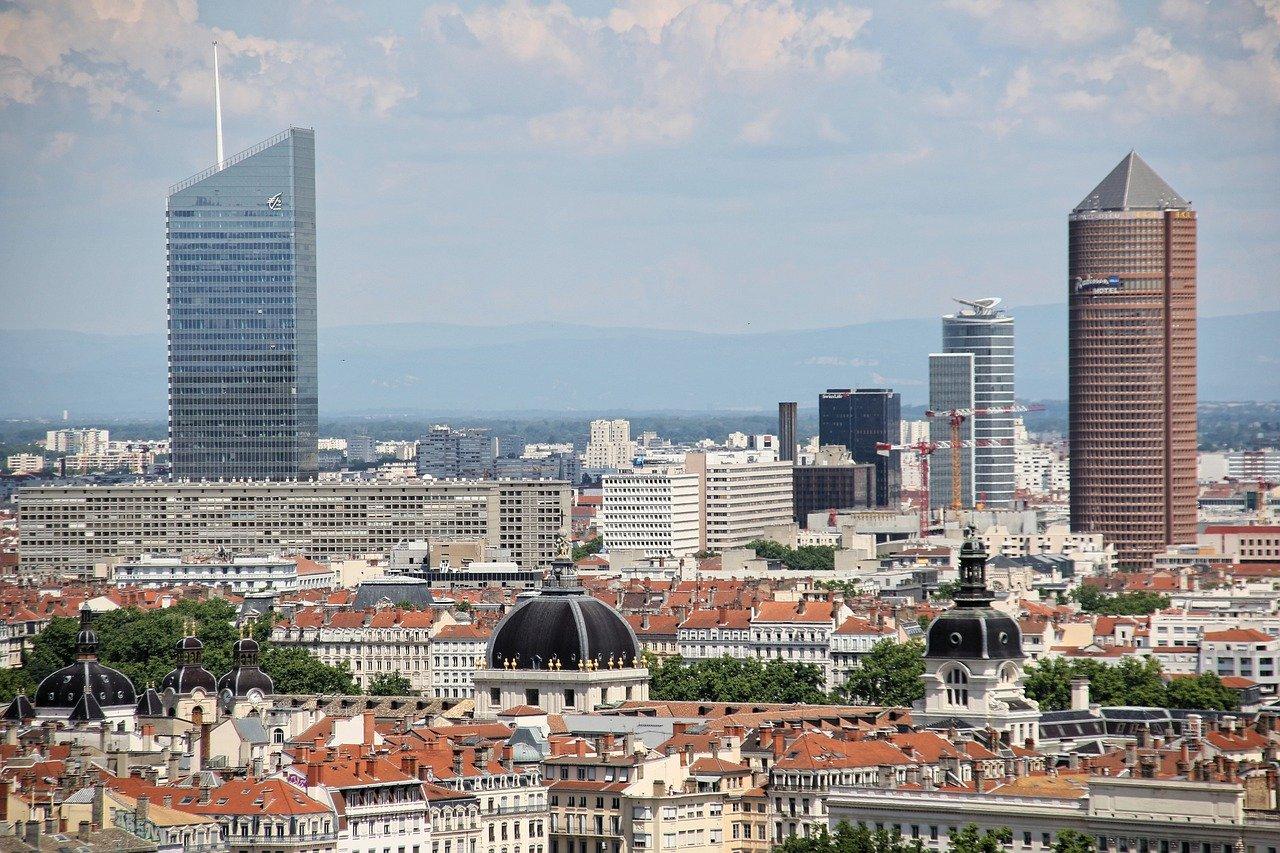 Le centre d'affaire Lyon Part-Dieu
