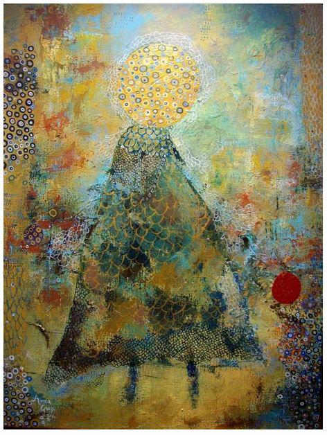 Jeune Fille de Mai par Collect'Arts
