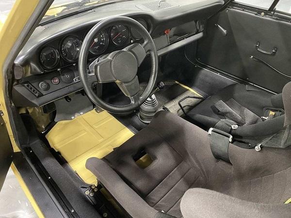 Porsche 911 RSR IROC Edition 1974 de Pablo Escobar