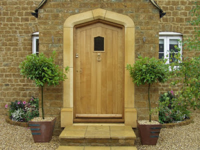 ประตูไม้