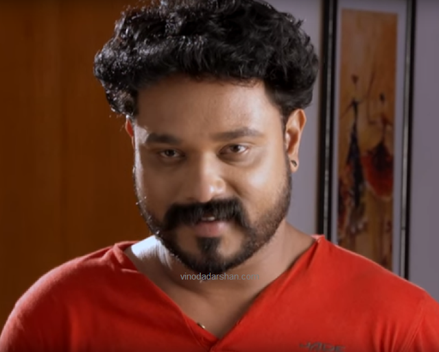 Arun Mohan as Mohanan in Kalyana sougandikam serial