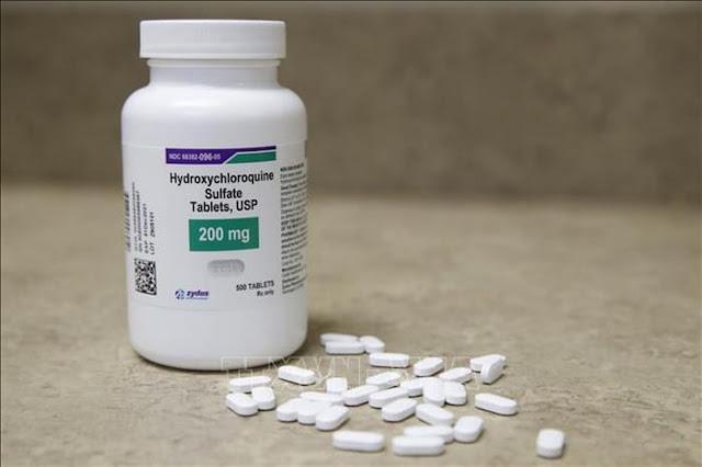 FDA chính thức rút phép sử dụng thuốc sốt rét để điều trị Covid-19