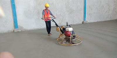 Pekerjaan floorhardener