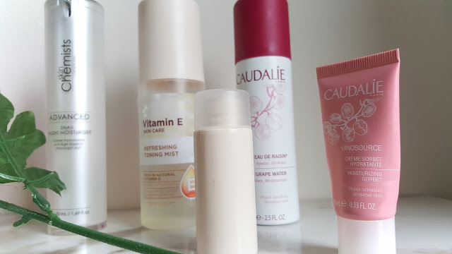 TRANSITIONAL SKINCARE ROUTINE