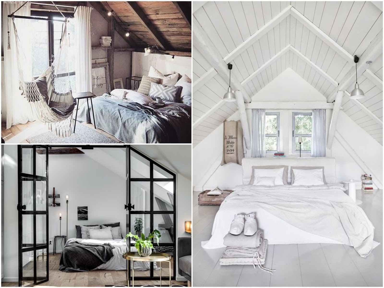 Nasze Nowe Pomieszczenie Sypialnia Na Poddaszu