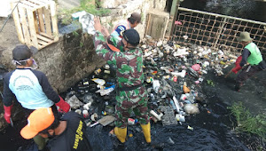 Sampah Kiriman dari Cimahi Masih Domimasi Wilayah Sub 06-22