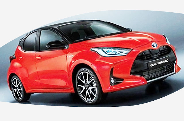 toyota-yaris-new-grill-headlights-and-rims-2020