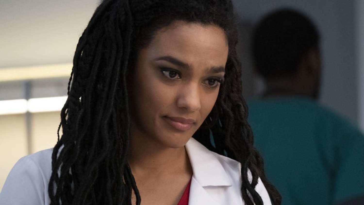 New Amsterdam Dr. Helen Sharpe Freema Agyeman NBC