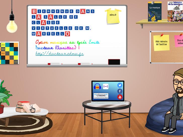 Créer sa salle de classe virtuelle
