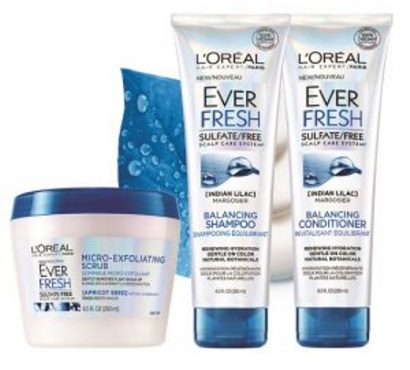 L'Oréal Paris EverFresh Haircare Collection Contest