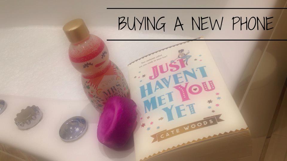 Formidable Joy | UK Fashion, Beauty & Lifestyle Blog | Life Lessons | Buying a new phone; Formidable Joy; Formidable Joy Blog