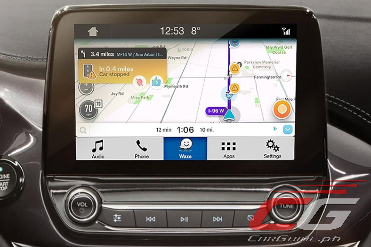 waze is coming to ford sync 3 philippine car news car reviews automotive features and new. Black Bedroom Furniture Sets. Home Design Ideas
