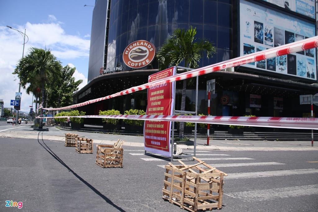 Đà Nẵng phong tỏa 2 chợ vì nghi có người nhiễm SARS-CoV-2