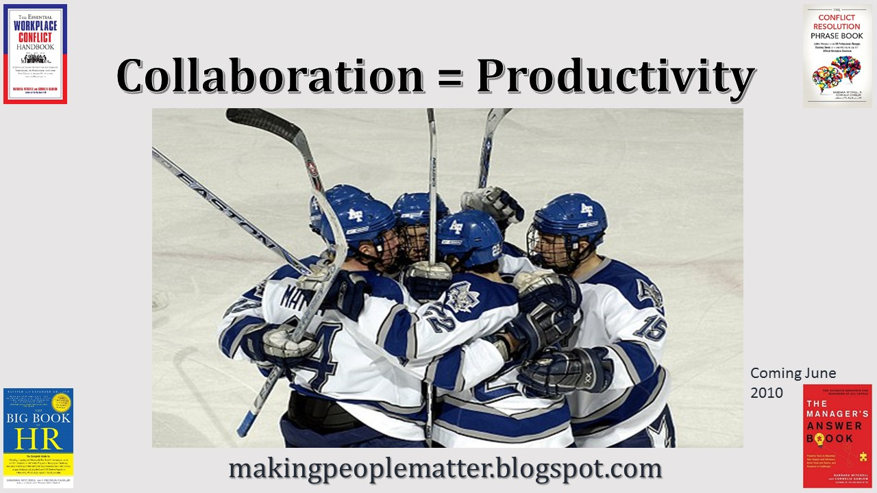 """Transitioning collaboration – a """"united"""" example number of past."""