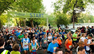 My Ealing Half Marathon: Journey from 2:30 Pacer to 2:10