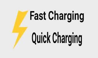 Perbedaan Fast Charging Dan Quick Charging Di Smartphone
