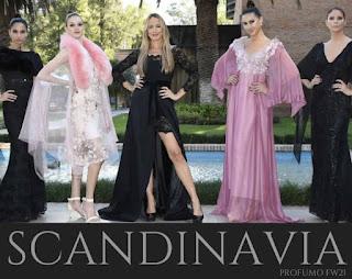 Moda Argentina 2021. Patricia Profumo y su colección Sandinavia.
