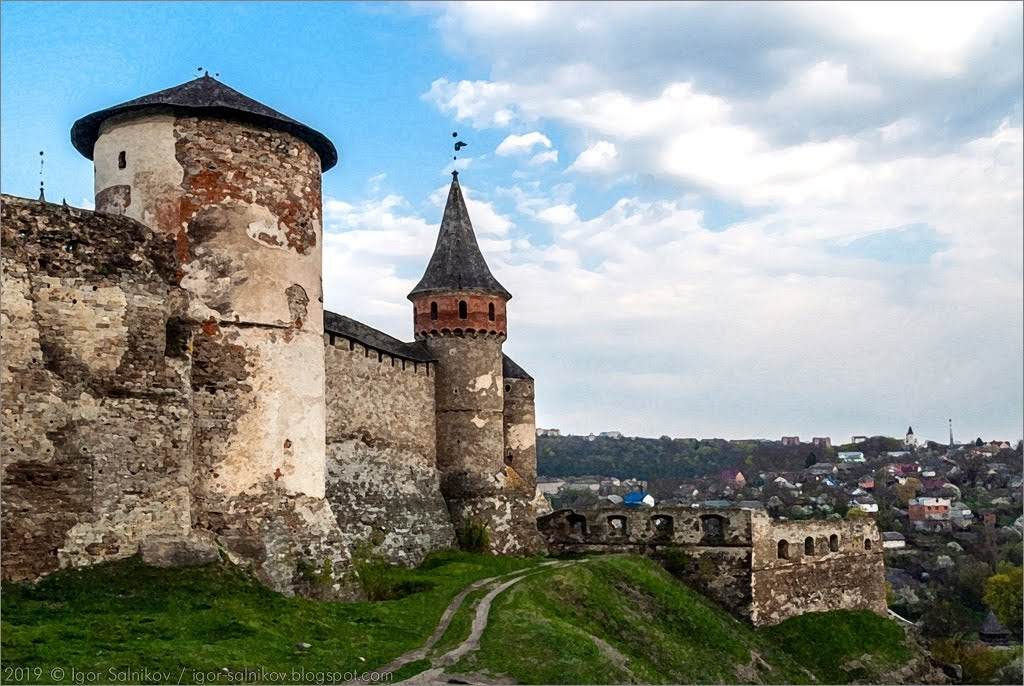 Каменец-Подольский, крепость