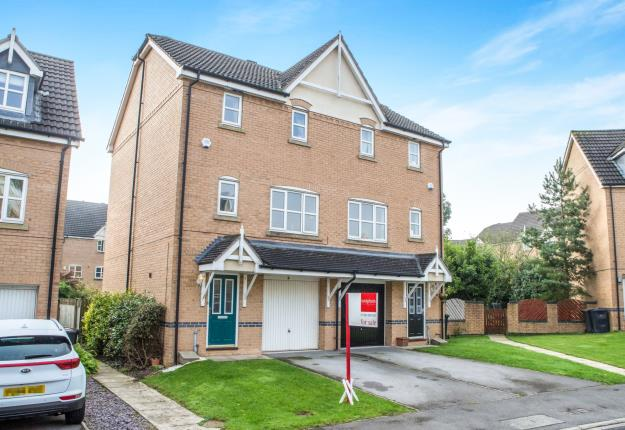 Harrogate Property News - 3 bed semi-detached house for sale Nightingale Drive, Harrogate, North Yorkshire, Harrogate HG1