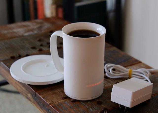 Ceramic-Made Smart Mug