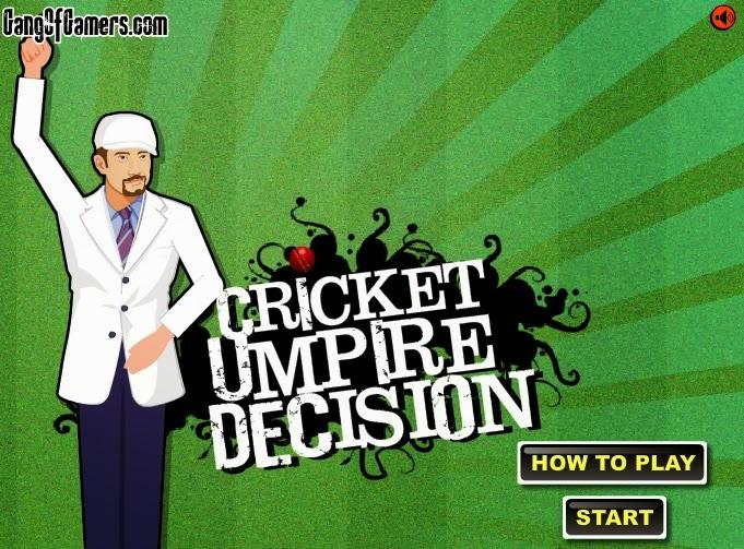 Umpire Decision
