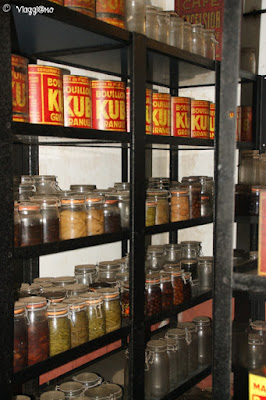 Nel Fort de Schoenenbourg erano presenti varie dispense di cibo