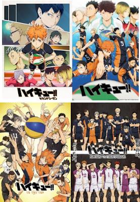 ハイキュー!! セカンドシーズン    Haikyu!! 2nd Season    Haikyuu!! Second Season  Haikyuu!! Second Season   ハイキュー!! 烏野高校 VS 白鳥沢学園高校    !!Haikyu