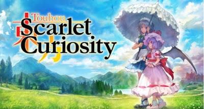 تحميل لعبة Touhou Scarlet Curiosit