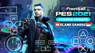 Download PES 2021 PPSSPP Android Special Cristiano Ronaldo Free Fire Edition English Version & Update Transfer