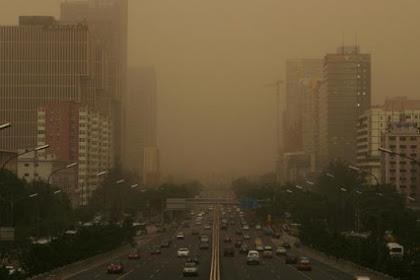 Setelah Thailand, 'Ekspor' Kabut Asap Tembus ke Filipina