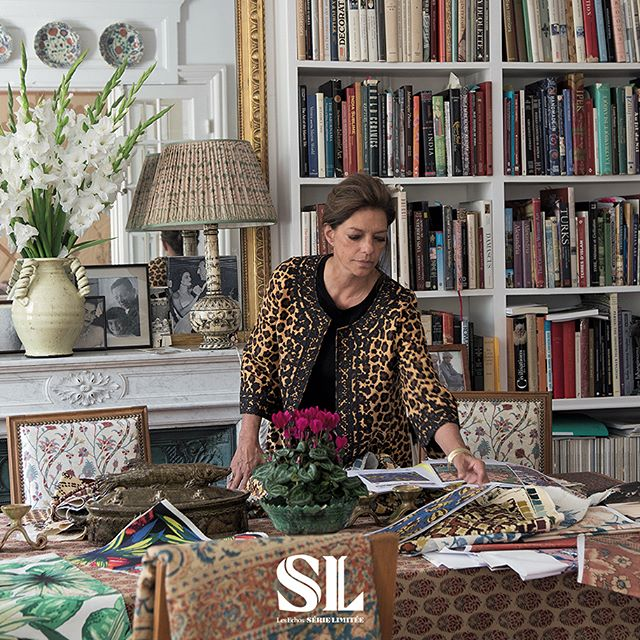 Décor Inspiration | At Home With: Carolina Irving, Paris