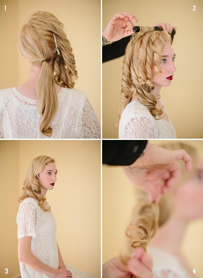 5 peinados fáciles para invitadas de boda | bodas