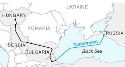 Газпром уменьшает прокачку газа через Украину