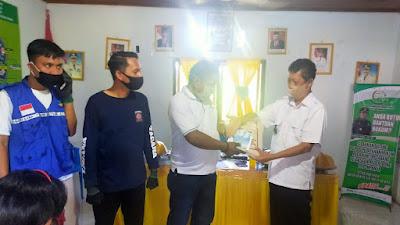 84 KK Terima BLT-DD dari Pemerintah Desa Pinceng Pute