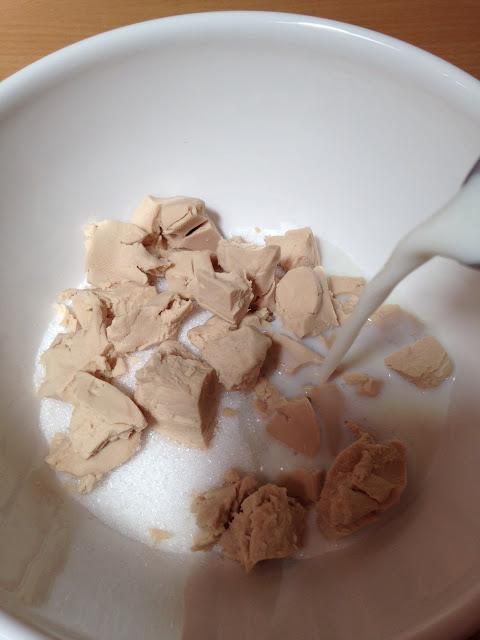 Hefeteig Hefe Rezept Zimtbrot