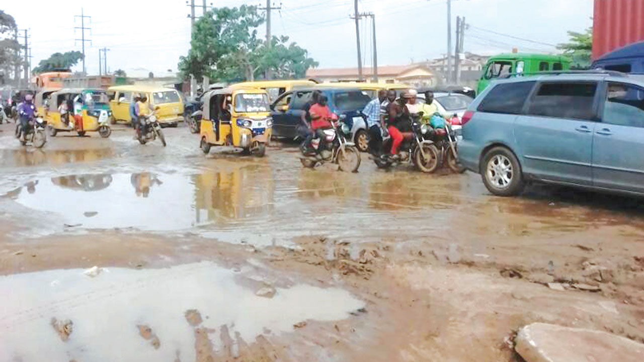 Lagos Bad Roads: These Are Lists Of Roads Lagos Govt Will Be Working On Immediately