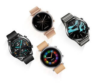 Model-model Huawei Watch Gt 2