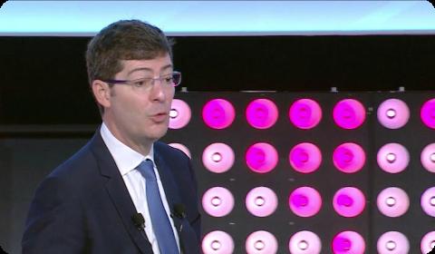 Nicolas Théry – Président du Crédit Mutuel