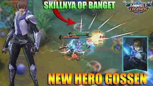Gusion Mobile Legend, Assassin Yang Bisa Jadi Adalah Penerus Lancelot