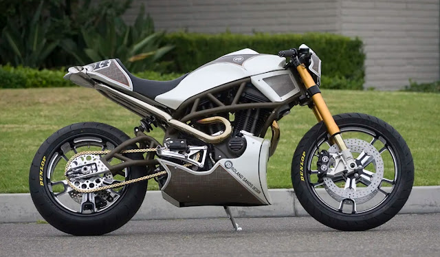 Buell By Roland Sands Hell Kustom