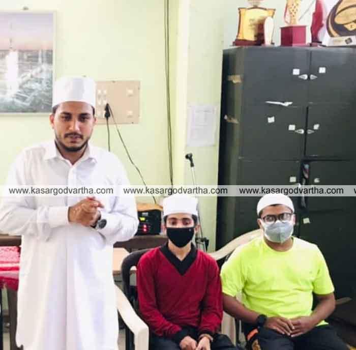Kasaragod, Kerala, News, SSF 28th Literary Festival; Pallikkare Sector Block level competition was held.