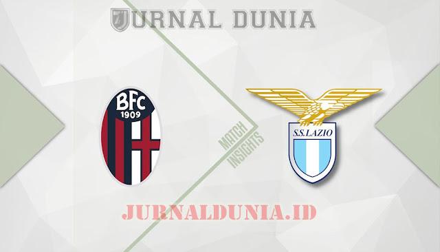Prediksi Bologna vs Lazio , Minggu 28 Februari 2021 Pukul 00.00 WIB