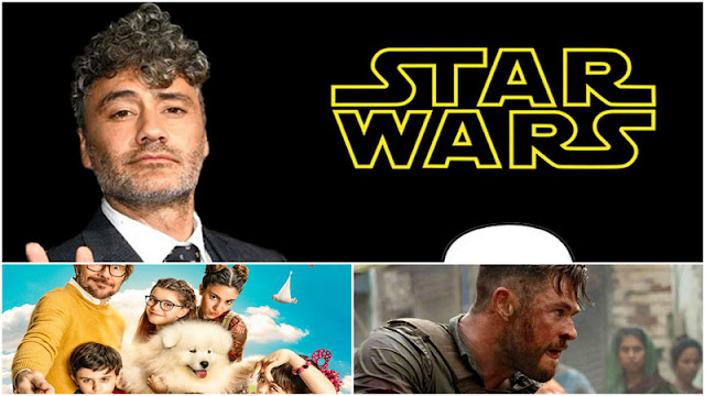 Tráiler 'Padre no hay más que uno 2', Taika Waititi dirigirá Star Wars, confirmación 'Tyler Rake 2'