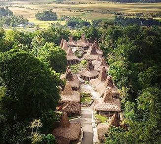 Kampung Praiijing La