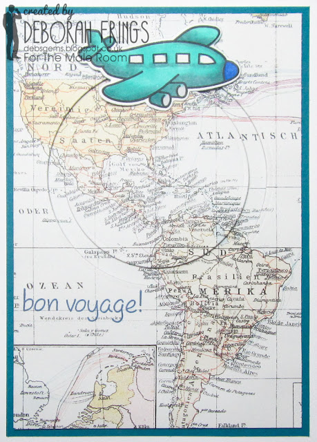 Bon Voyage - photo by Deborah Frings - Deborah's Gems