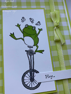 Hey - You can do anything card, Blog Hop, Kylie Bertucci, Kate Bolt,
