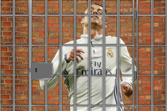 """Ronaldo dứt điểm vụ trốn thuế: Chi """"khủng"""" chạy án tù, an tâm dự World Cup 1"""